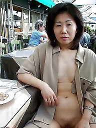 asians Naked mature