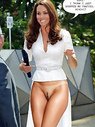 Celebrity upskirt, Kate middleton, Celebrity fakes, Upskirt public