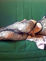 Stockings fishnets, Sofa mature, Sofa, Matures black, Mature fishnet, Mature blacks