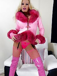 X boots, X boot, Pink big boobs, Pink big, Pinkness, Michelle m
