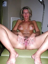 Shaved mature, Hairy mature, Mature hairy