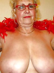 Granny, Grannies, Sexy granny, Granny boobs
