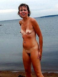 Beach milf, Nude, Nude milf, Beach, Wife beach, Milf beach