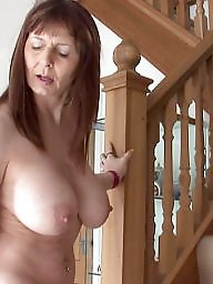 Naked, Housewife, Mature blonde, Mature naked, Naked mature