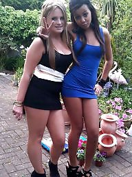 Teen chav, Dressed, Chav teens, Tight dress, Tight, Chavs