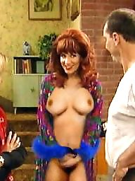 Redheaded mature, Peggying, Peggy, Peggie, Peggi, Matures celebrity
