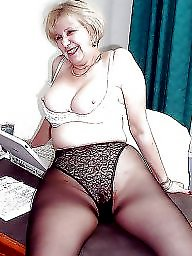 Bbw pantyhose, Bbw stocking, Bbw mature