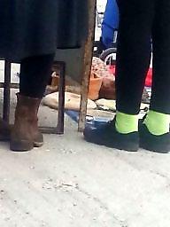 Feet, Hidden, Amateur feet, Romanian, Hidden cam