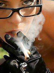 Smoking, Gloves