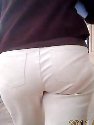 Granny ass, Mature ass, Granny, Booty, White, Grannies