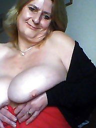 Bbw mature, Mature, Mature boobs