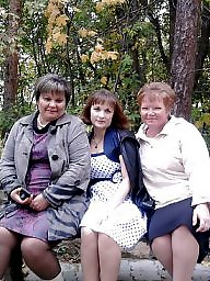 Russian mature, Grannies, Russian