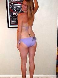 Amateur redhead, Bikini milf, Milf bikini, Redhead wife, Bikini, Bikinis