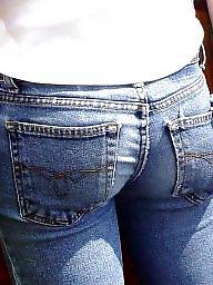 Teen, Teen ass, Ass, Jeans