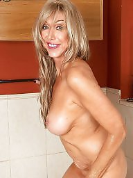 Cougars, Mature blonde, Cougar