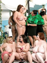 Bbw group, Big tits bbw