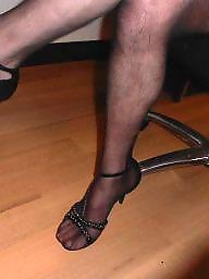 Amateur heels, Panties, Panty