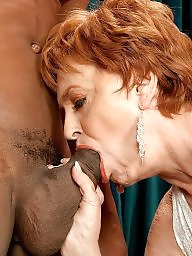 Mature interracial, Lady b, Black mature, Lady