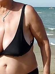 Granny beach, Beach mature, Granny big boobs, Mature beach, Granny boobs, Amateur granny