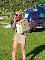 Public posing, Public pose, Public blonde milf, Public blonde, Posing public, Posing blonde