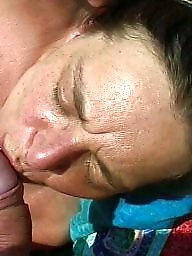 The gardener, Sunny day, Sunnie, Sunni, Matures blowjobs, Matures blowjob