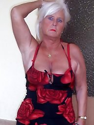Mature, Lady, Matures, Milf