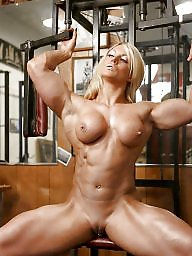 Young fit, Muscleć, Muscled, Muscle babes, Muscle babe, Muscle