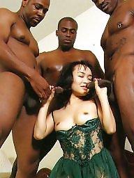 Taking cock, Taking black cock, Sluts interracial, Slut interracial, Slut black, Interracial,asian