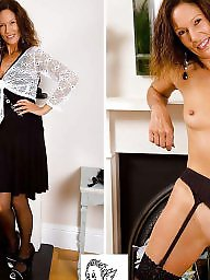 Mature dressed undressed, Milf dressed undressed, Undress, Undressed, Mature, Dressed
