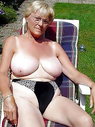 Granny, Granny big boobs, Big tits granny, Mature tits, Mature busty, Busty granny