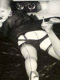 Vintage stockings, Vintage amateur, Vintage, Amateur stockings, Amateur vintage, Stiletto