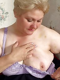 Granny boobs, Granny, Granny amateur