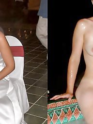 Bride, Dressed undressed