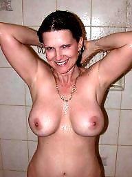 Sensual shower milfs