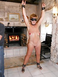 Mature bdsm, Bdsm milf, Chained, Chain