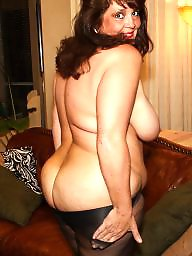 Bbw stockings, Mature bbw, Mature stockings