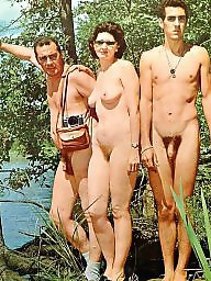 Nudists, Vintage, Nudist, Vintage nudist