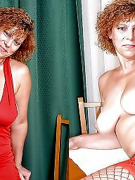 Mature, Dressed undressed, Dressed, Dress, Matures