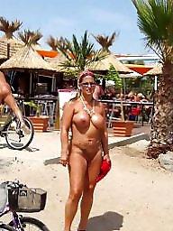 Nudists, Nudist, Nudist beach, Public beach