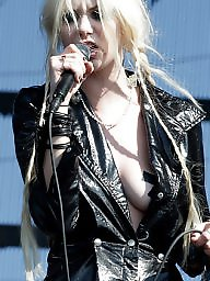 Taylor s, Rock girl, Rock, Sexy blond girls, Momsen, Blonde rock
