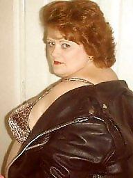 Bbw mature, Dressed undressed