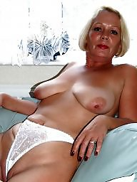 Horny mature, Horny milf, Housewives, Mature boobs