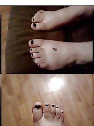 Bbw feet, Feet