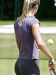 Celebrity upskirt, Tennis, Upskirt