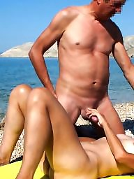 Beach, Holiday, Public blowjob, Holidays
