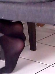 Feet, Nylons, Mother