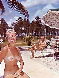 naturist girls nudist Vintage