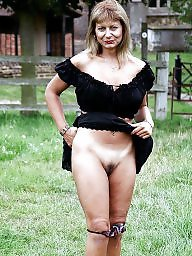Outdoor, Public mature, Uk mature, Mature outdoors, Mature outdoor, Outdoor mature