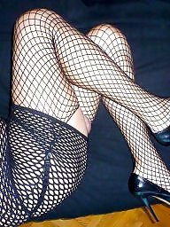 Fishnet, Amateur stockings