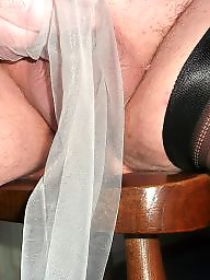Seamed stockings, Red stockings